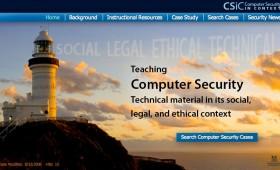 Computer Security in Context – Website