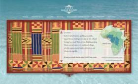 Cape Three Points Resort – Website
